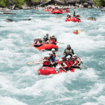 Snoqualmie River Rafting - Triad River Tours