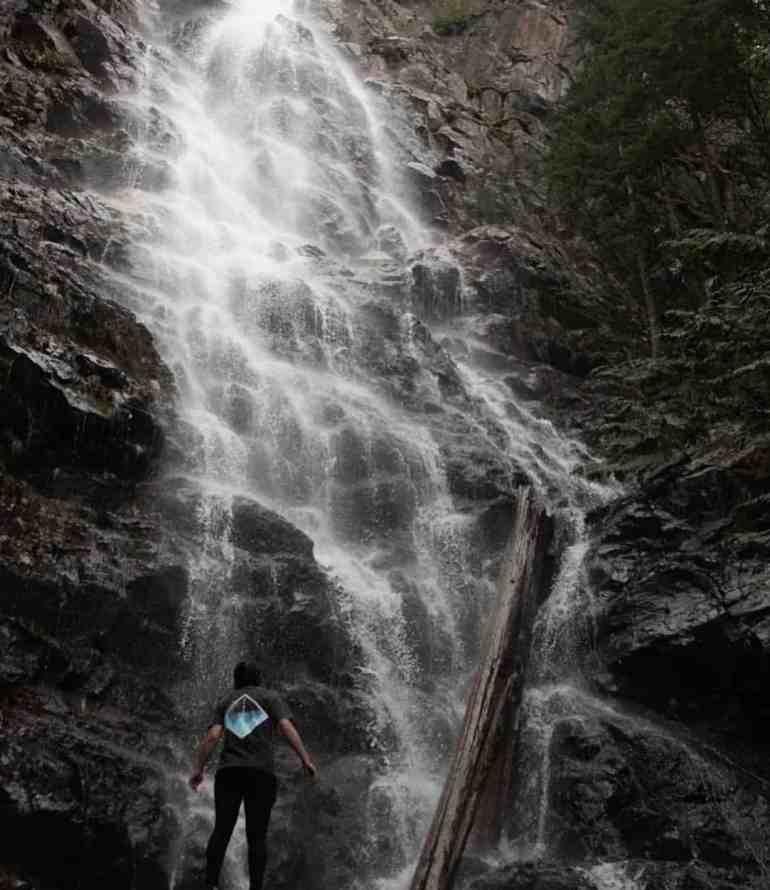 Outdoor Recreation Program Hike to Teneriffe Falls