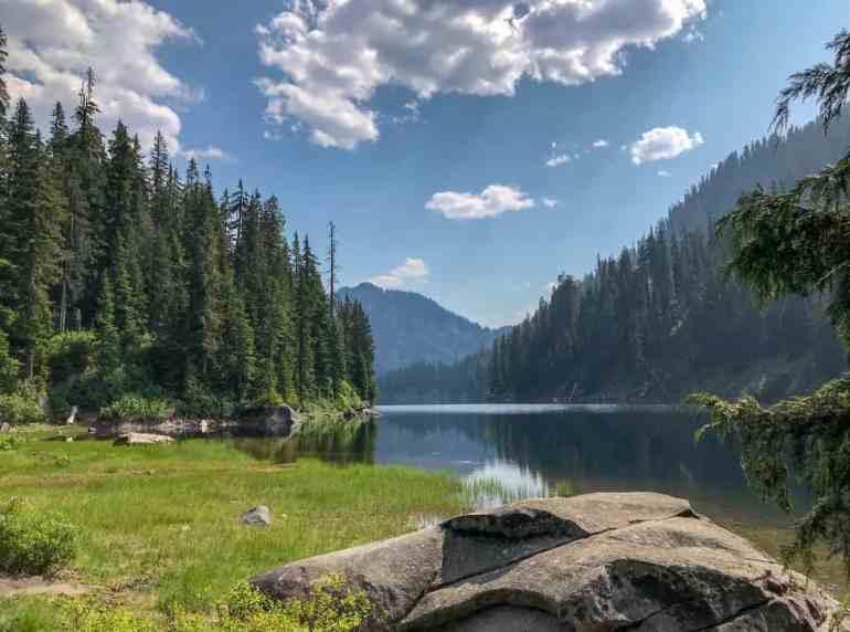Snoqualmie Lake