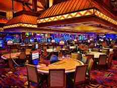 Slot Machines and Table Games at Snoqualmie Casino