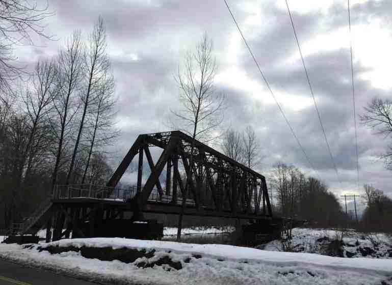 Ronette's Bridge Snoqualmie