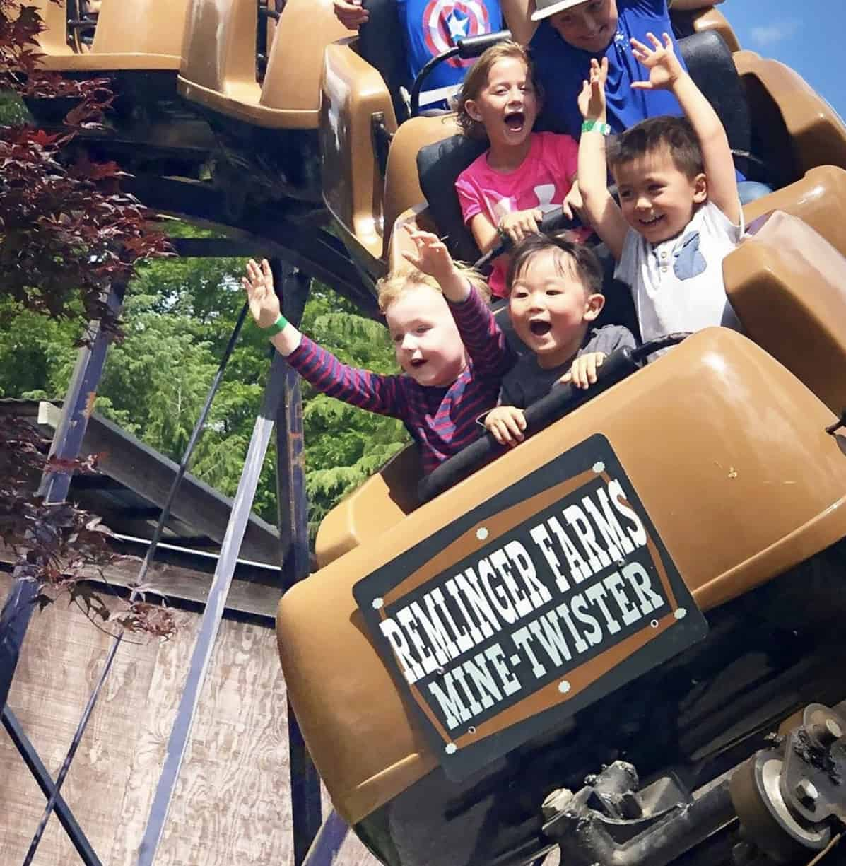 Remlinger Farms Family Entertainment U Pick North Bend Escapes