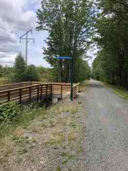 Snoqualmie Valley Trail - Tollgate Farm Park Junction