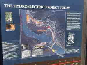 Map of Snoqualmie Falls Hydroelectric Project