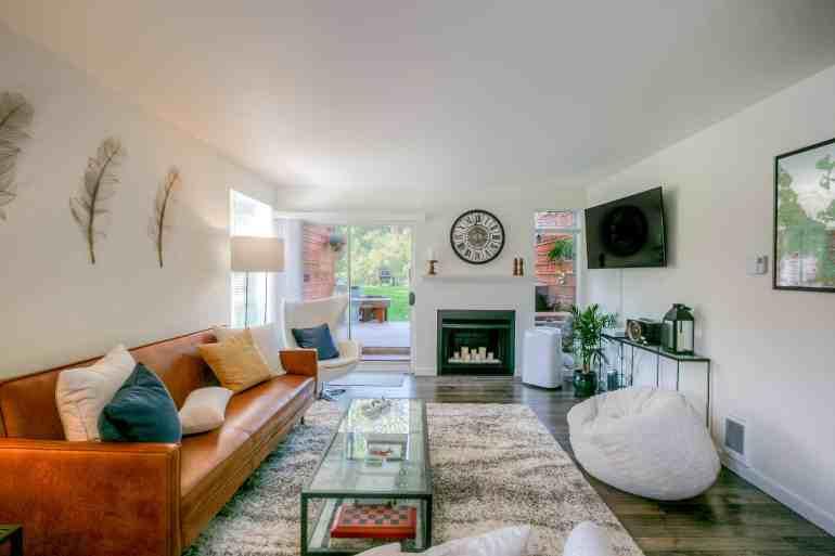 Elegant Living Room Moon River Suites 1