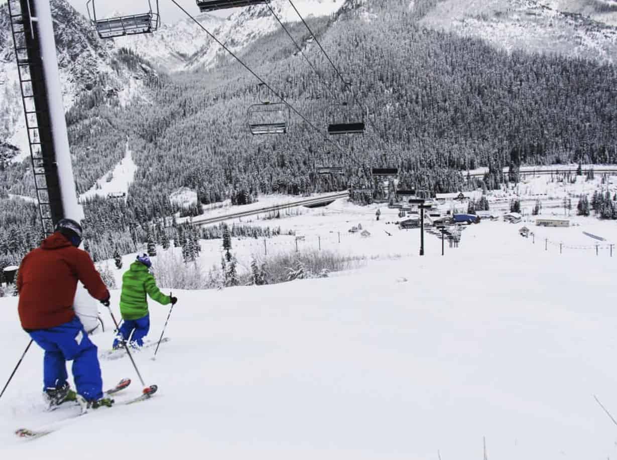 Summit West Snoqualmie Ski Area