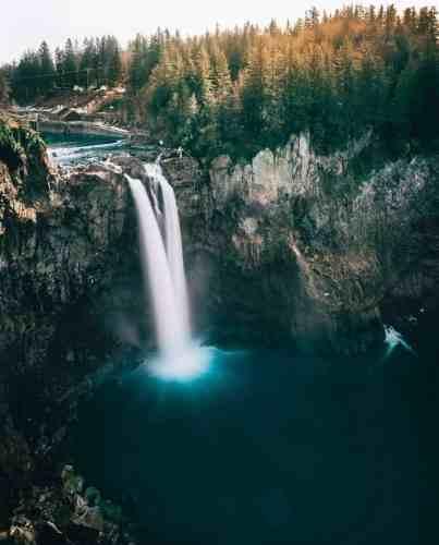 Snoqulamie Falls