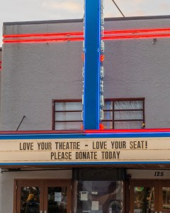 theatre marquee love your theatre love your set