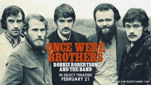 once were brothers poster