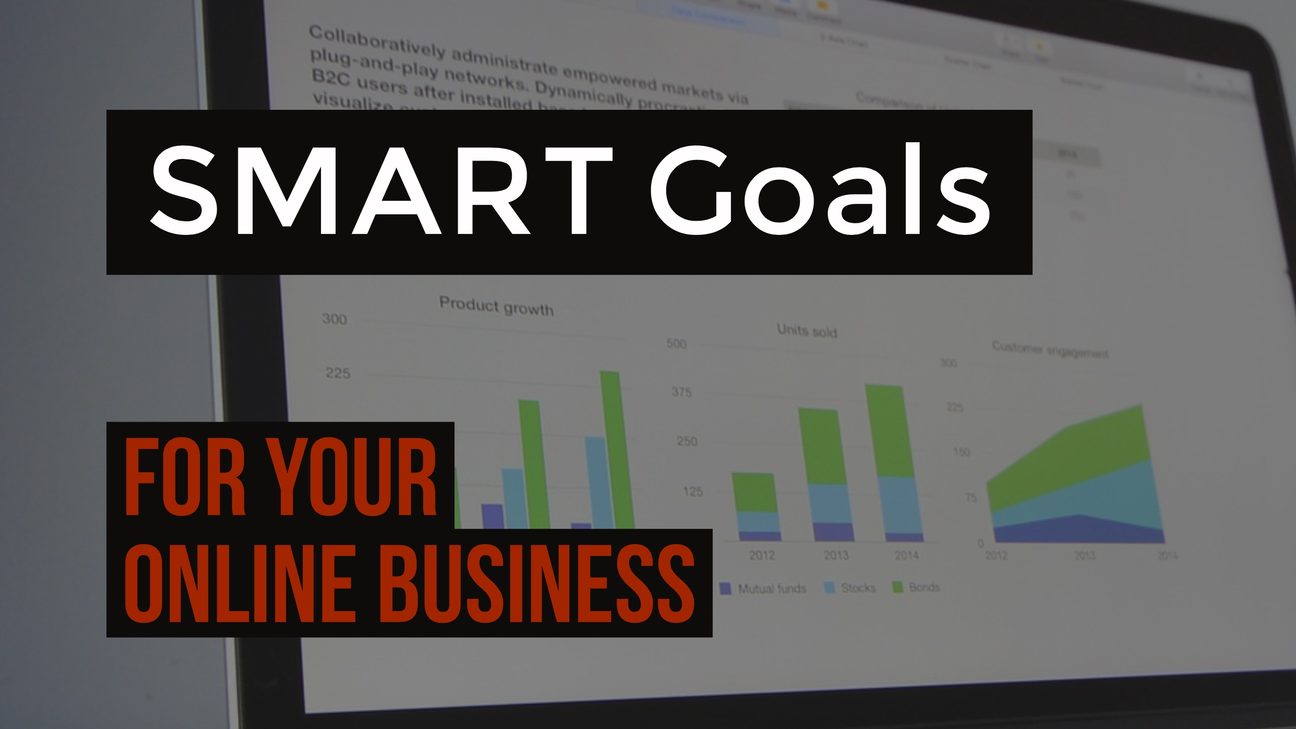 SMART Goals for Online Business and Digital Marketing