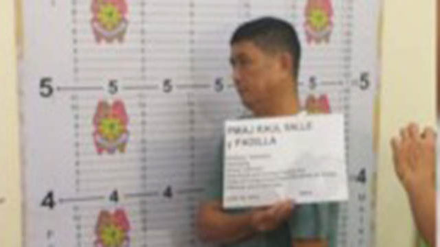 Highway Patrol Group officer nabbed in Camp Crame for extortion