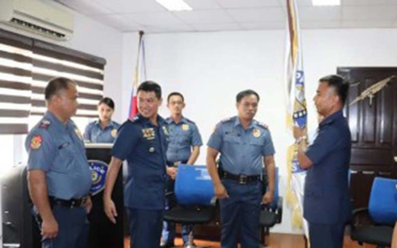 Dagupan City has new chief of police anew