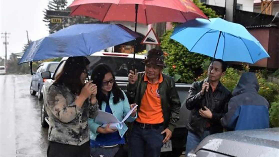 Gov't to demolish structures on Marcos Highway