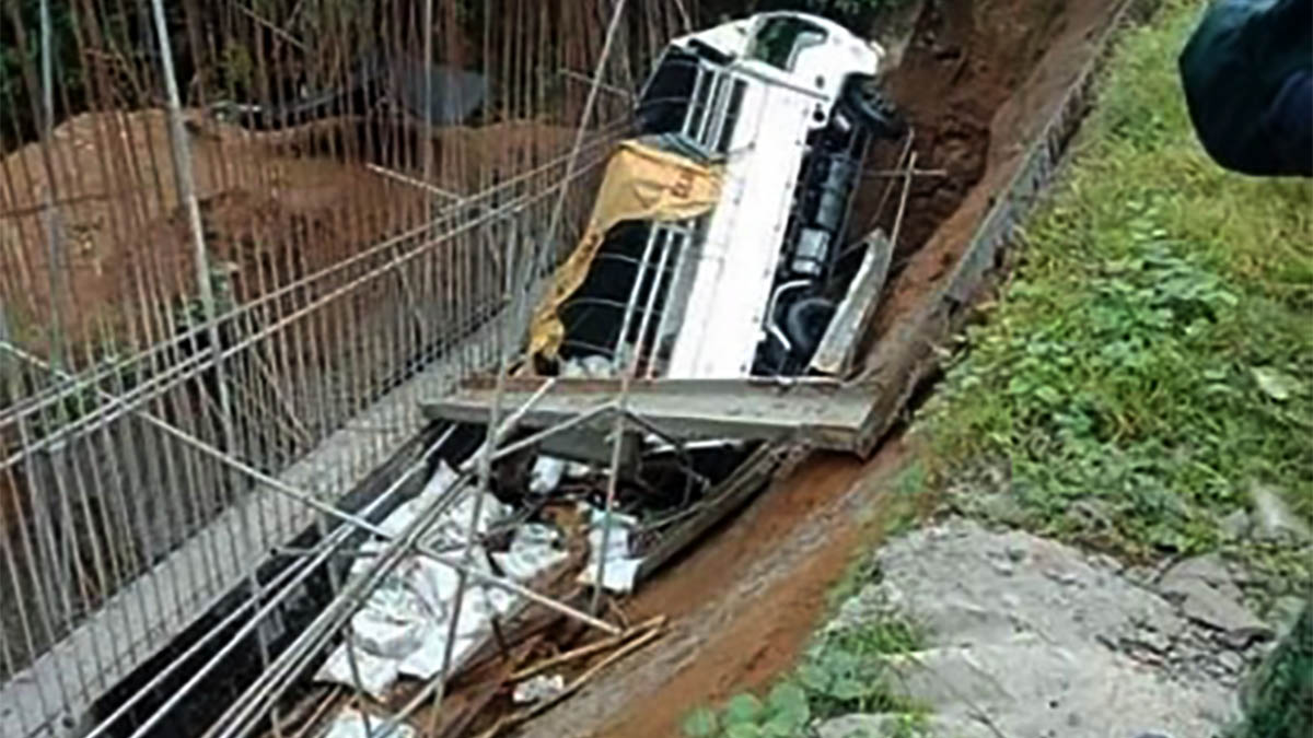 19 dead, 22 hurt as truck falls into ravine in Apayao
