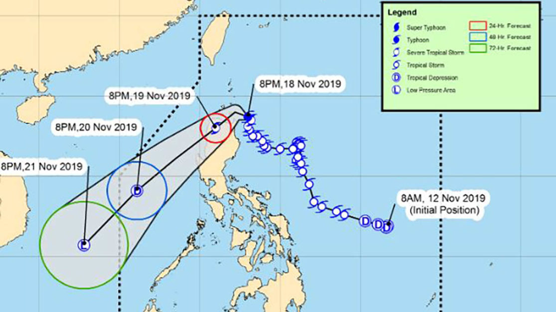 'Ramon' now severe tropical storm, threatens Cagayan