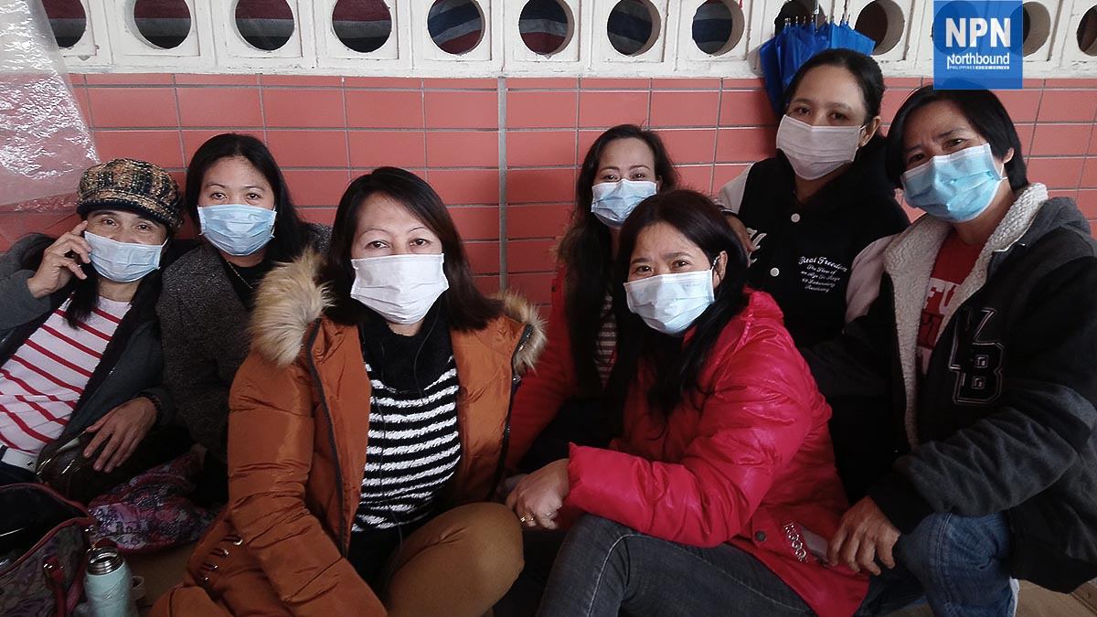 No repatriation of OFWs from areas with new coronavirus cases