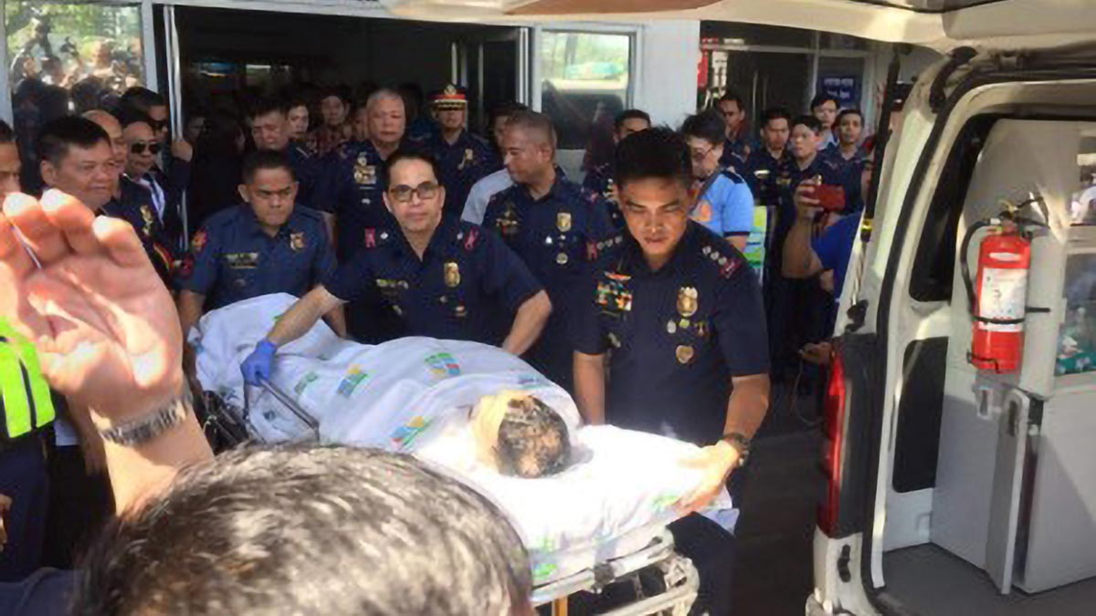 Duterte 'likely' to visit Gamboa, others in hospital