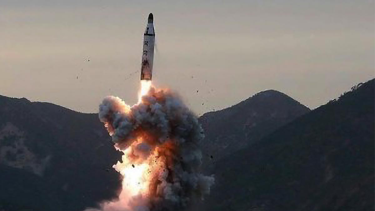 North Korea fires 'first projectiles' of 2020