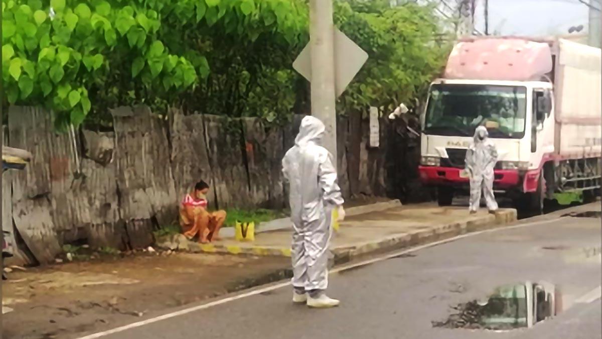 Cops track down Covid-19 patient who escaped
