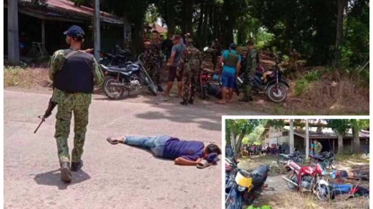 8 killed in North Cotabato shootout