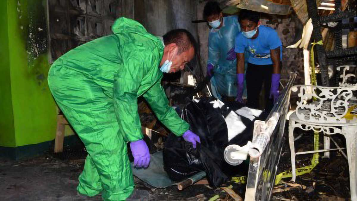 Bodies of 4 family members killed in CDO fire found