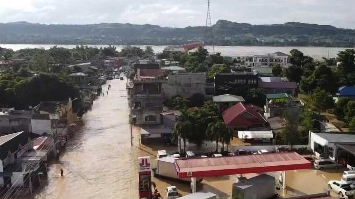 Cagayan placed under state of calamity