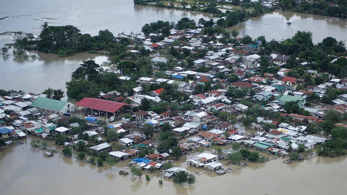 NDRRMC recommends to place entire Luzon under state of calamity