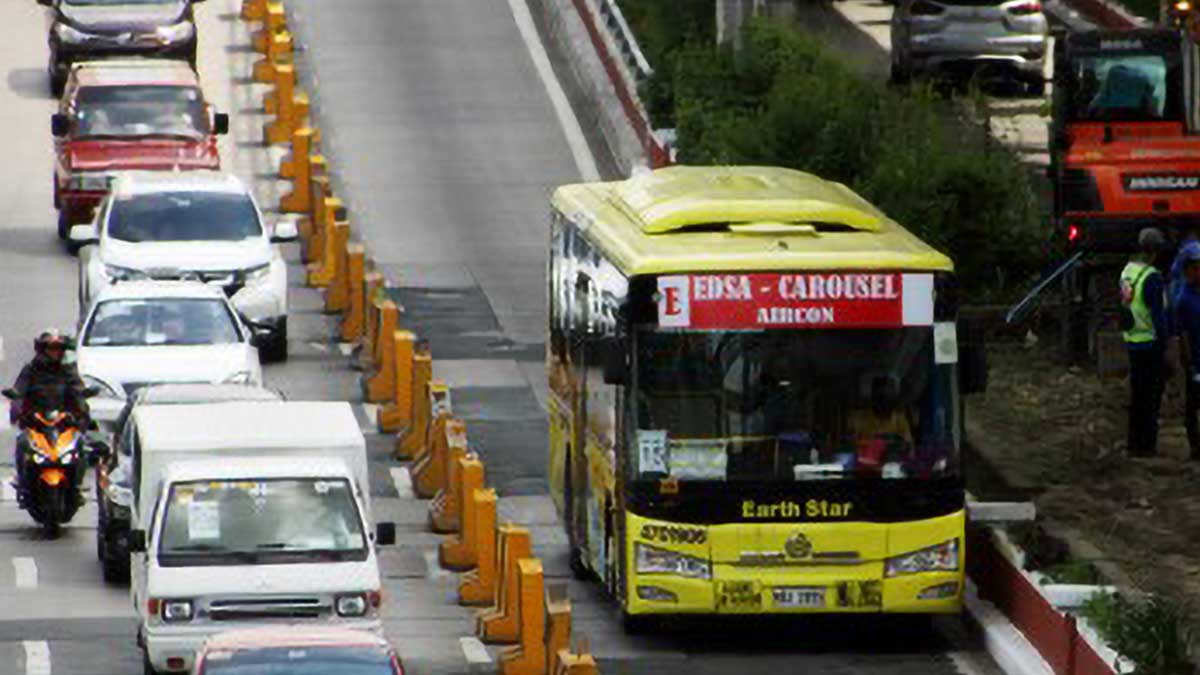 Provincial buses in P2P routes allowed to resume ops