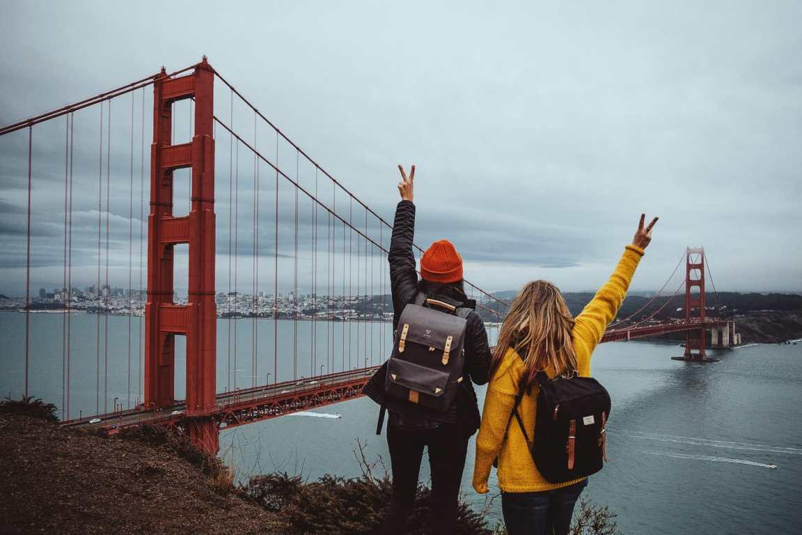 Golden Gate Bridge Photo © Rania Rönntoft | Northbound Journeys | www.northboundjourneys.com