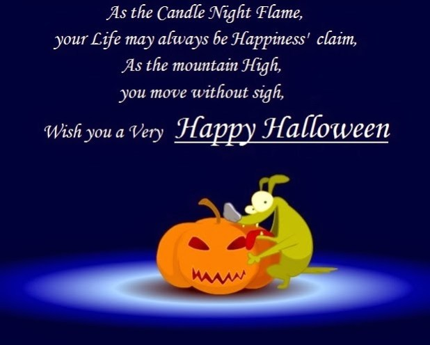 Halloween greetings messages cartoonview happy halloween wishes messages and greetings to celebrate the m4hsunfo