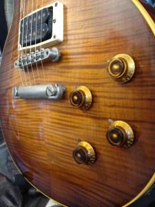 Warren Haynes Exhibit - Panel Guitar