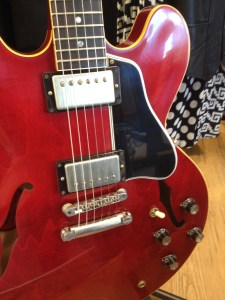Warren Haynes Exhibit - Red Guitar