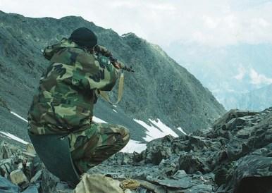 North Caucasus Roddy Scott last pictures chechen rebels militants 4
