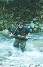Roddy Scott last pictures chechen rebels militants 0