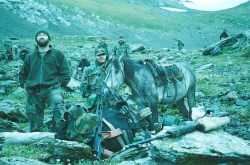 Roddy Scott last pictures chechen rebels militants 5