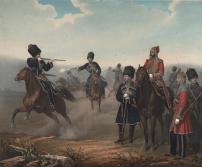 Cossacks and Circassians Caucasus wars Imperial tzarist army