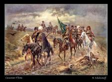 Franz Roubaud Caucasian theme