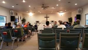 Pastor's meeting July 2015 - North Central Baptist Association - SBC NAMB IBSA Illinois Baptist