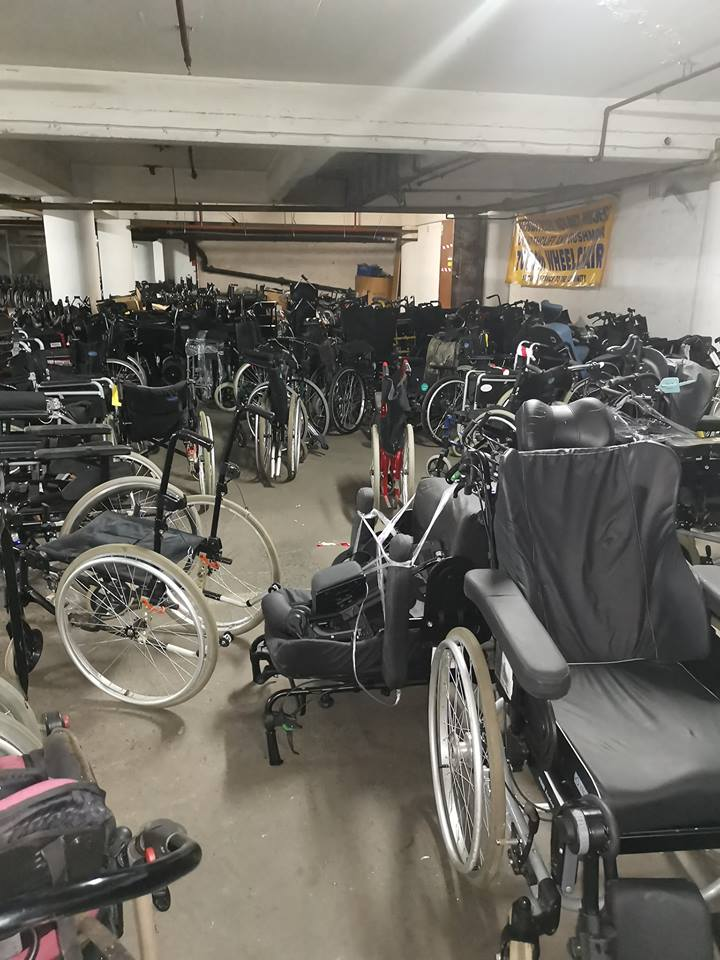 Wheel Chair warehouse