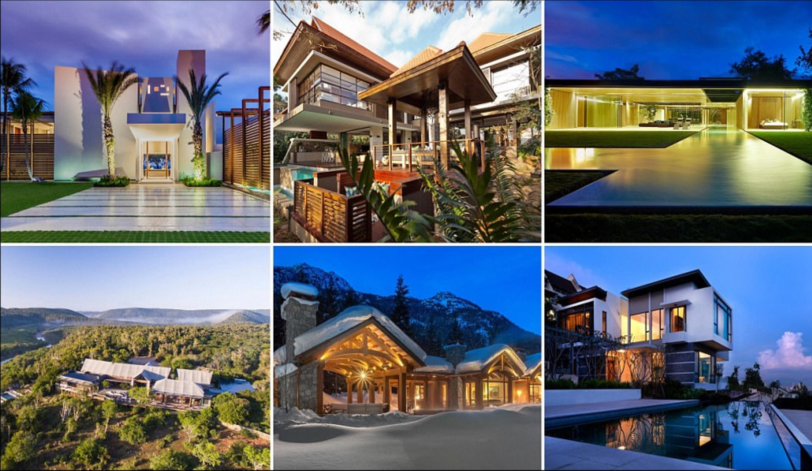Zimbali home listed among best in the world  North Coast Courier