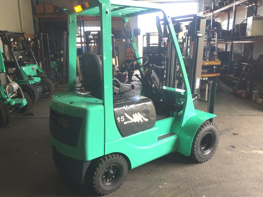 forklift truck hire