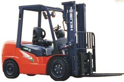 CPCD 10-35 G-series IC forklift