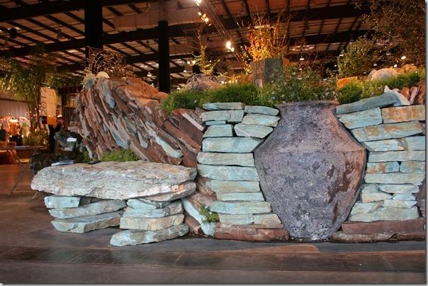 Rockin' It Innovative Use Of Stone At The San Francisco Garden