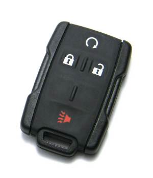 20142018 Chevrolet Silverado Key Fob Remote Start (M3N