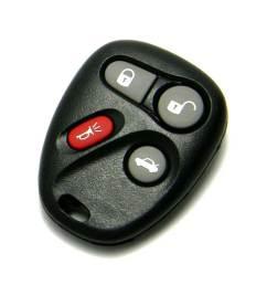 2003 2005 chevrolet blazer keyless entry remote fob fcc id koblear1xt p [ 1000 x 1027 Pixel ]