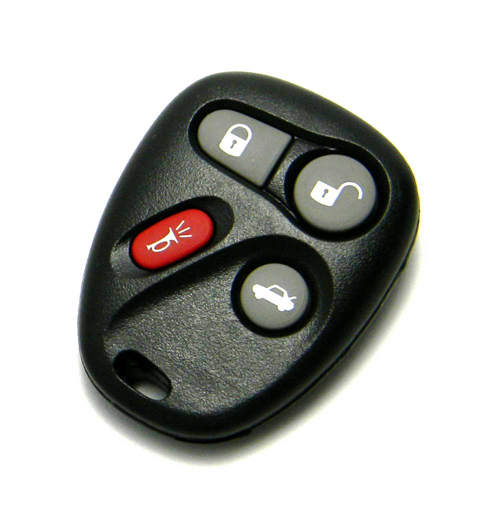 medium resolution of 2003 2005 chevrolet blazer keyless entry remote fob fcc id koblear1xt p