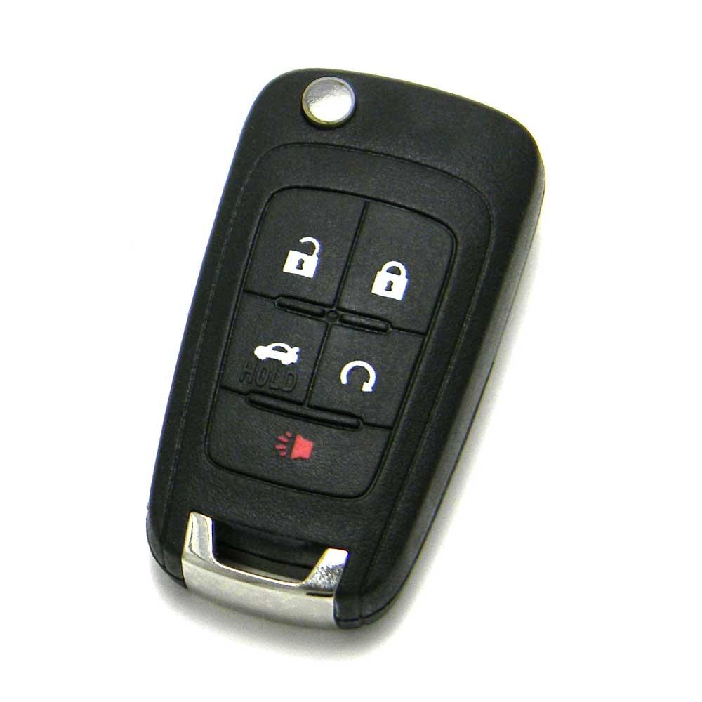 hight resolution of 2010 2016 chevrolet equinox keyless entry remote flip key fob fcc id oht01060512
