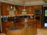natural cherry veneer cabinets Archives - North Country ...