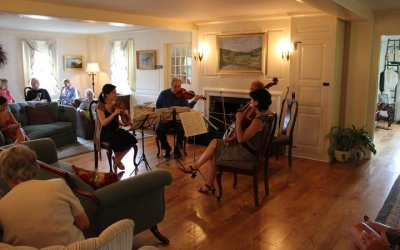 A Homecoming for the North Country Chamber Players