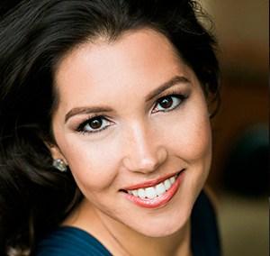 SARA HEATON, soprano
